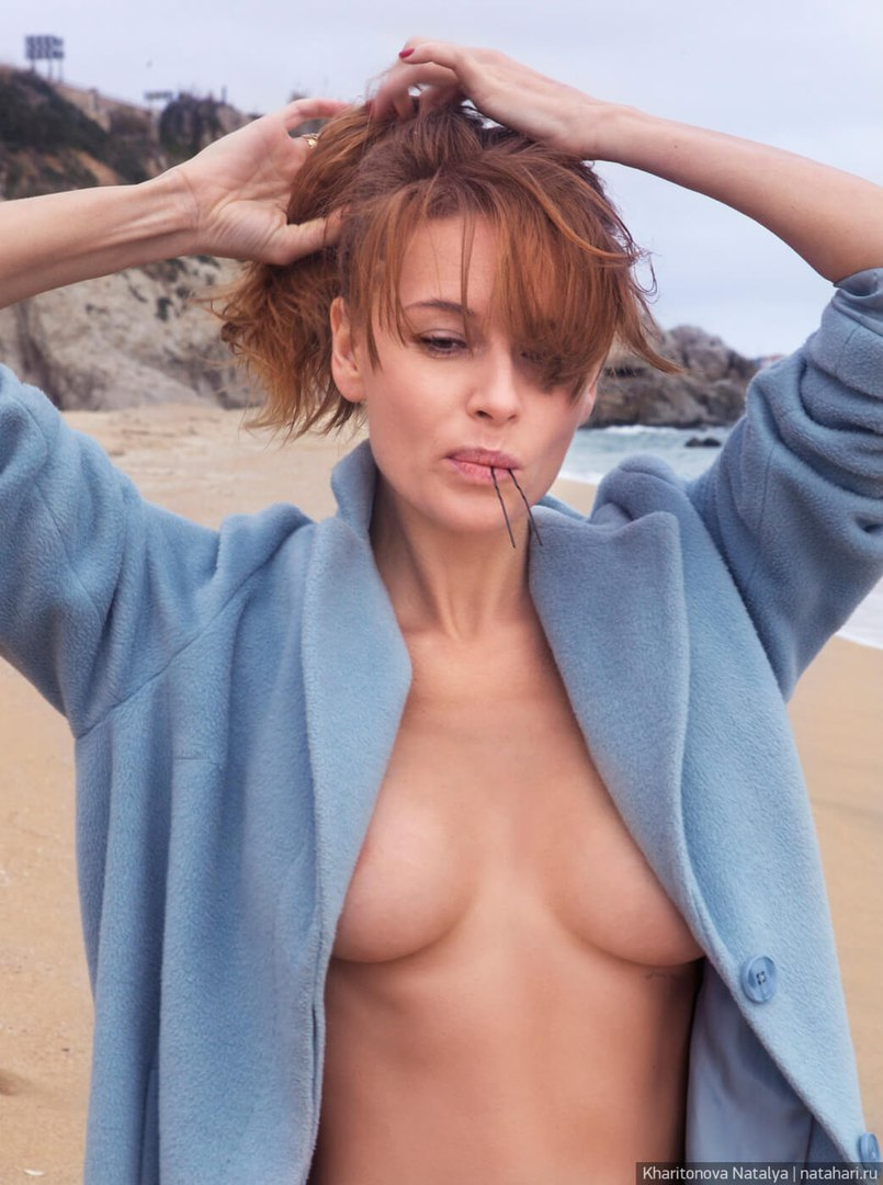 Любовь толкалина голая на пляже фото 423-199