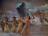 Fred Astaire  Lucille Bremer  (Yolanda and the Thief  Иоланда и вор  1945)  Фред Астер Люсиль Бремер