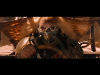 Безумный Макс: Дорога Ярости | Mad Max: Fury Road (2015) Погоня | Junkie XL - Brothers In Arms