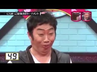 Победа японского дедушки в конкурсе на самую смешную гримасу! (Vine Video)
