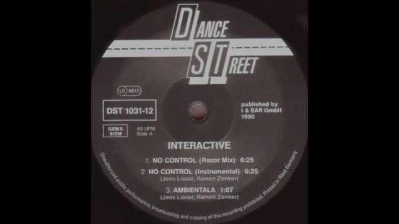 Interactive - No Control 1990