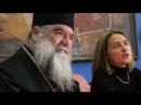 Митрополит Афанасий Лимасольский. Презентация книги Открытое сердце Церкви