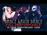 Dance Gavin Dance - FULL SET #4 LIVE! (feat. Jonny Craig &amp Kurt Travis) 10 Year Anniversary Tour