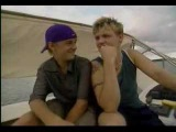 Nick &amp Aaron Carter Interview On A Boat (Full) - YouTube