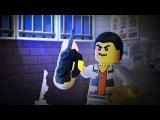Поліція Острівної В'язниці LEGO® City: Міні-фільм «Промах з повітряною кулею»