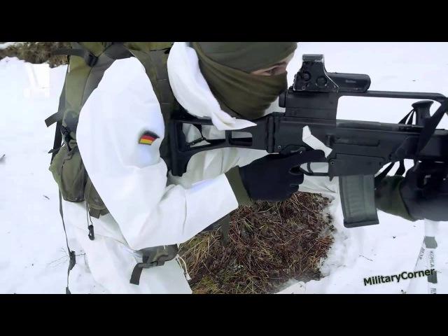 German Army Bundeswehr Winter Tribute 2014 HD