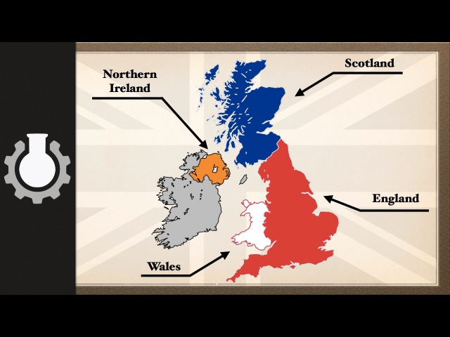 The Difference between the United Kingdom Great Britain and England Explained