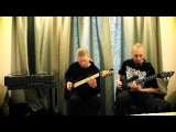 Conquering Dystopia- Jeff and Keith Warming Up With Yamaha THR10x Amps