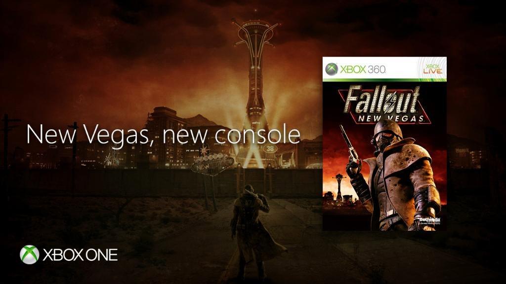 Fallout New Vegas теперь доступен по обратной совместимости на XboxOne.