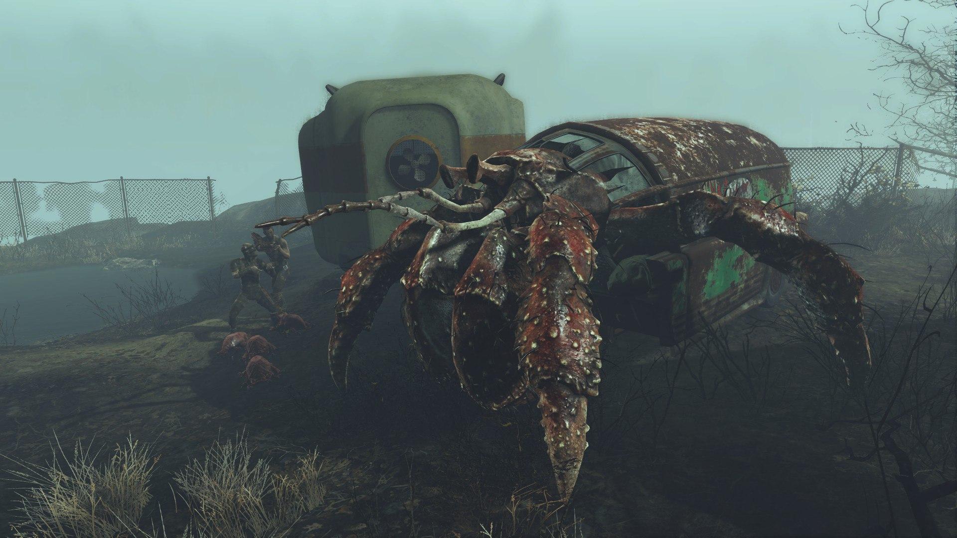 Самый опасный противник в Fallout4 по вашему мнению?