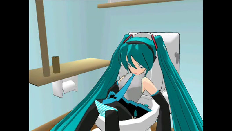 27 2 MMD WC by Santolege