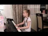 Снов осколки (cover Alekseev) 2016. синтезатор
