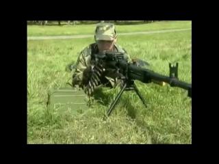 Пулемет для снайпера. Гордость России