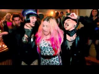 НОВЫЙ взрывной клип 56-летней Мадонны (2015) с Майли Сайрус Кэти Перри и другими звездами