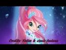 Winx Club 7x21 - Butterflix & Tynix Transformations (Bulgarian/български)