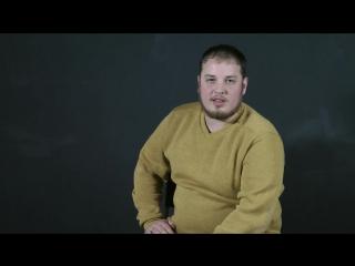 Актер Никита Пикалов. Видеовизитка для Пятницы