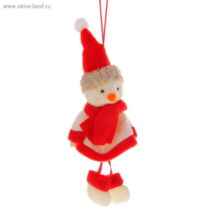 Колпак для снеговика иКак строить Ёлочки на