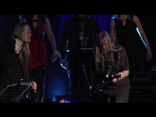 Mr Hansen Band & Jorn (Jørn Lande) - Mistreated ♣(ЮROCK)
