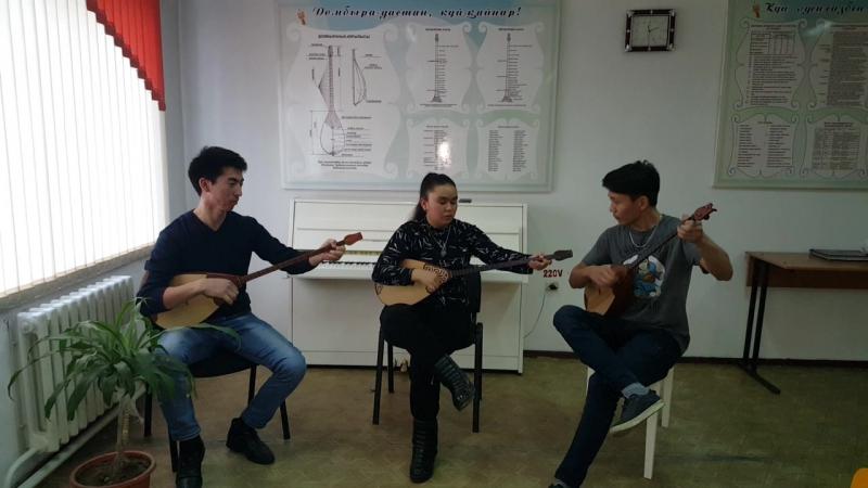 Даулеткерей- Короглы(Туркiмен)
