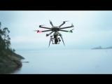 Потрясающие кадры снятые дронами, с фестиваля NYCDFF 2016