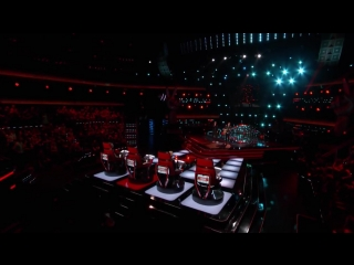 The voice 2016 blind audition - mike schiavo- -talking body
