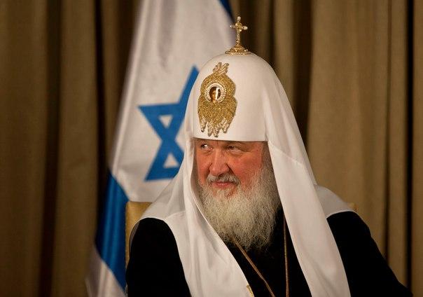 Патриарх Кирилл улетел в Антарктиду