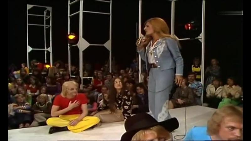 Dalida ♫ Gigi l'amoroso (Allemagne 1974 ♫ 4 Chansons En Jeans)