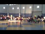 Первый этап чемпионата Украины по акробатическому рок-н-роллу г. Полтава, категория Соло- дети, полуфинал