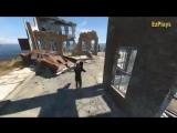 Ртуть из фильма Люди икс в игре Fallout 4