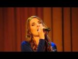 Анна Богданова -Выступление на концерте Нины Матвиенко