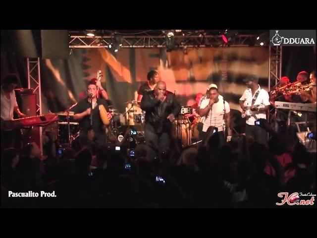 Alexander Abreu Havana D' Primera - Pasaporte (Live)