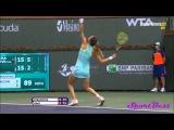 Magdalena RYBARIKOVA vs Roberta VINCI Highlightsᴴᴰ 2016