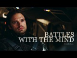 Bucky Barnes Battles With The Mind