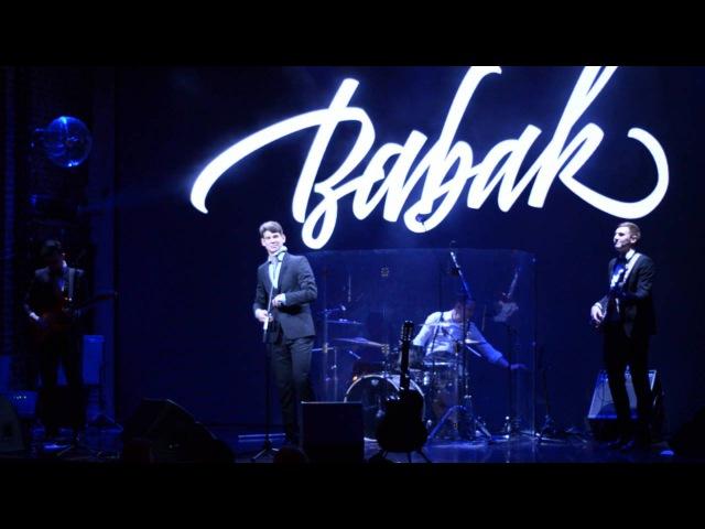 Дмитрий Бабак (Babak) - Сольный концерт (Х-Фактор 5) 30.04.2016