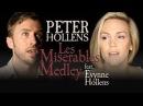 Les Miserables Medley Peter Hollens feat Evynne Hollens