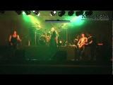 KINGS OF STEEL Manowar cover - Heart of Steel (Live Ledslay 2009)
