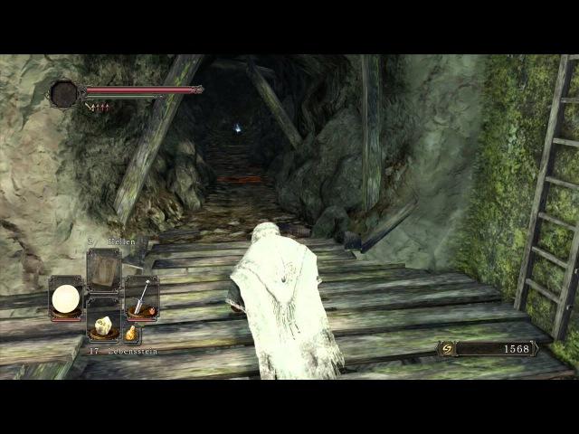 Dark Souls 2 - Lösung - Schlüßel Villa Majula - Wald der gefallenen Riesen - Wegbeschreibung