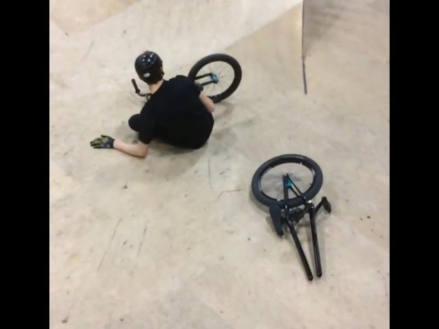 BMX Fails Compilation 2016