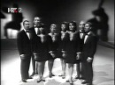 Les Swinger Singers J S Bach English Suite No2 Bourre 1969