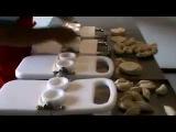 maqpratic maquina manual de salgado assado ( folhados, pastel,empanada,saltenha etc....