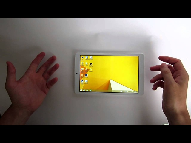 Обзор Teclast X80HD с Dual Boot WindowsAndroid