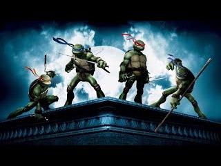 Дублированный трейлер мультфильма «Черепашки-ниндзя» (2007) Крис Эванс, Сара Мишель Геллар