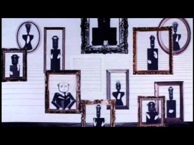 «Человек в рамке» |1966| Союзмультфильм» режиссёр Фёдор Хитрук [мультфильм для взрослых]