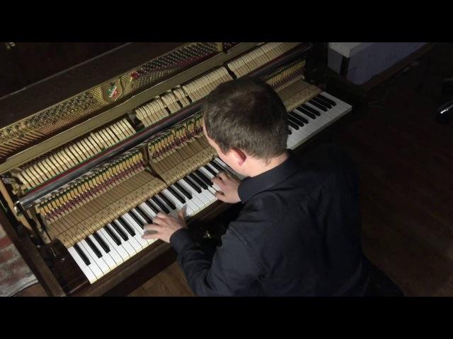 Роман Халилулин. Шуберт-Лист. Вальс-каприс N6 (Венские вечера). Schubert/Liszt: Valse caprice