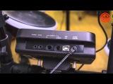 ALESIS DM LITE KIT - Барабанная установка со светодиодной подсветкой