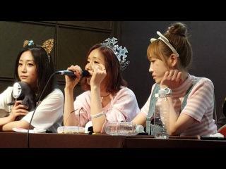 160529 부산 팬싸 포토타임 Full