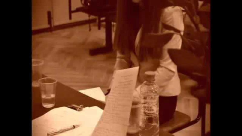 Студентка РГГУ из Волгограда о Сталинградской битве (Пересдача экзамена по исто...