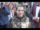 Charlotte CASIRAGHI @ Paris 5 july 2016 Gala Vogue Fashion Week / juillet