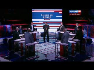 Вечер с Владимиром Соловьевым - Эфир от 22.11.2015