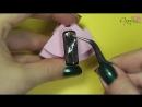 Дизайн ногтей Вуаль _ Колготки